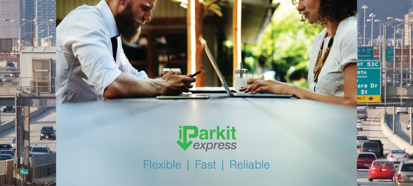 iParkit Express makes your work day a little less work