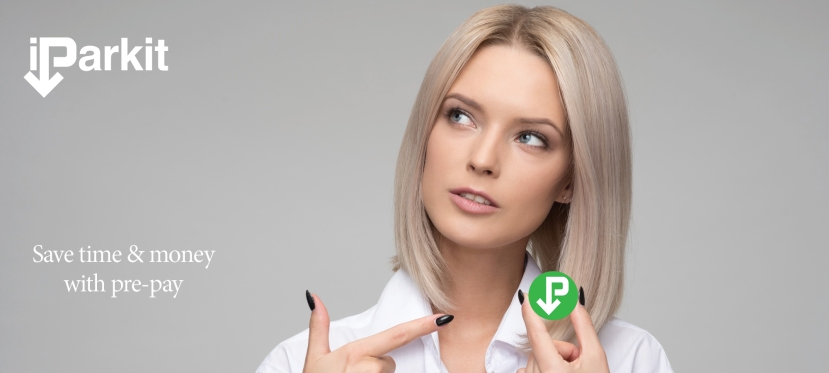 Discover the benefits of iParkitPrepaid