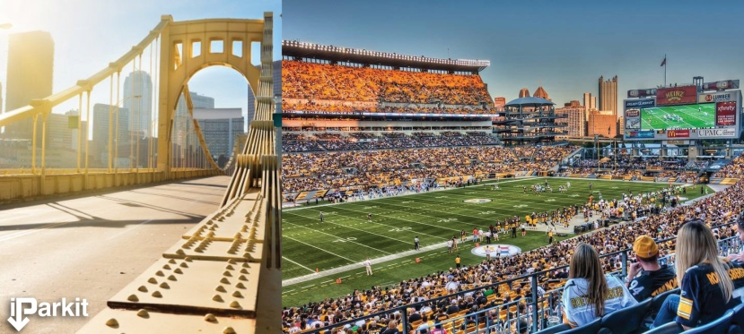 iParkit: Buckle down for the Steelers' 2018-19Season