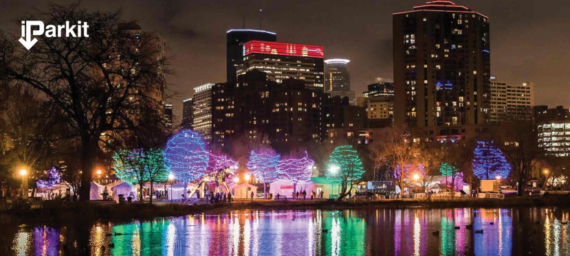 iParkit: Holidazzle Minneapolis Parking Tips