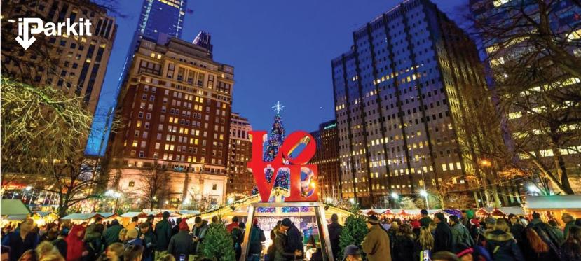 iParkit: Philadelphia Holiday ParkingTips